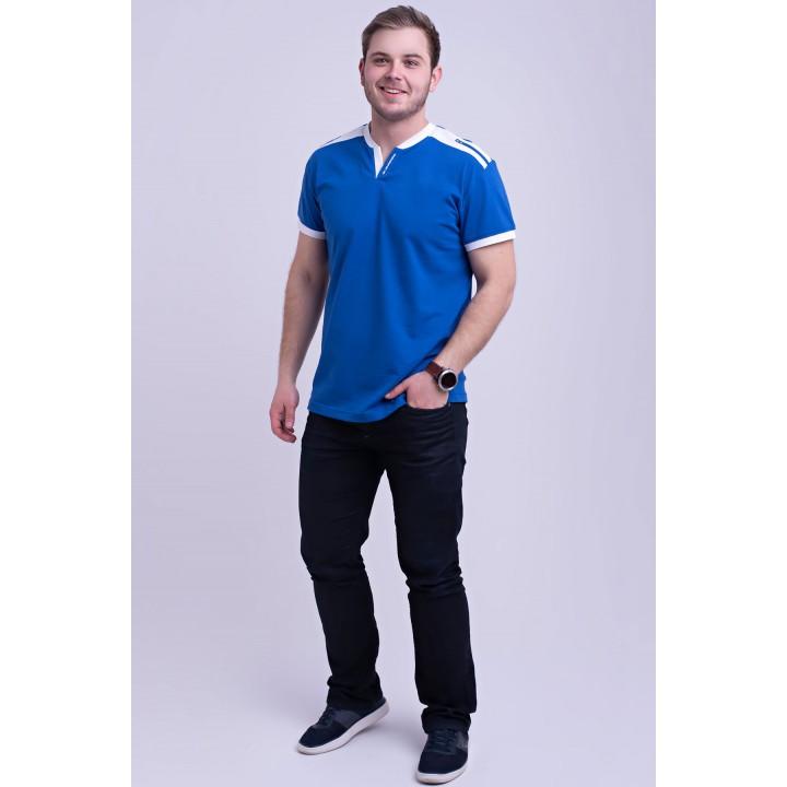 Мужская футболка Рональдо (бирюза )