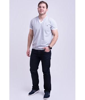 Мужская футболка Томи (серый)