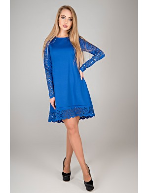 Платье Эрин (электрик)