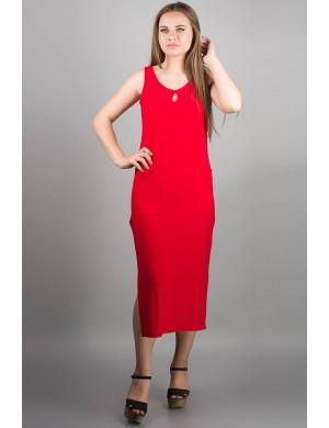 Сарафан Биатрис (красный) - Распродажа