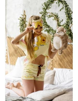 Пижама Эми (желтый)