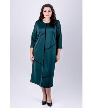 Платье Мери (зеленый)