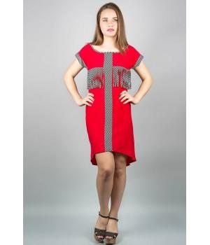 Сарафан Алетта (красный)
