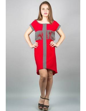Сарафан Алетта (красный) - Распродажа