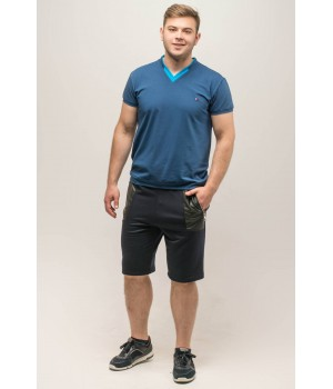 Мужские шорты Блэк (синий)