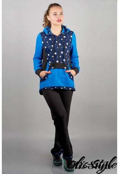 спортивный костюм Магнолия (бирюза звезды)   Оптовая Цена
