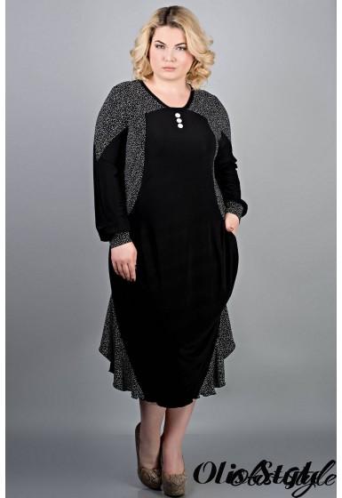 Платье Берта (горошек)   оптовая цена