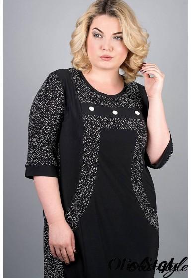 Платье Мэлоди (горошек)   оптовая цена