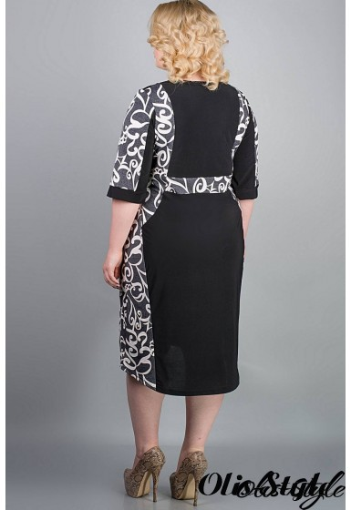 Платье Мэлоди (серый)   оптовая цена