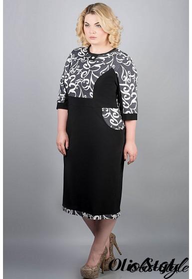 Платье Мирра (серый)   оптовая цена