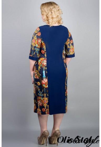 Платье Веста (цветной) оптовая цена