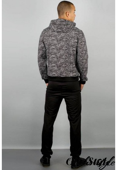 Мужской спортивный костюм Деним (черный) Оптовая Цена