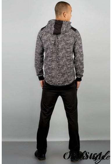 Мужской спортивный костюм Гранж (черный) Оптовая Цена
