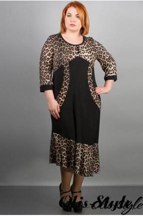Платье Флорида (леопард) Оптовая цена