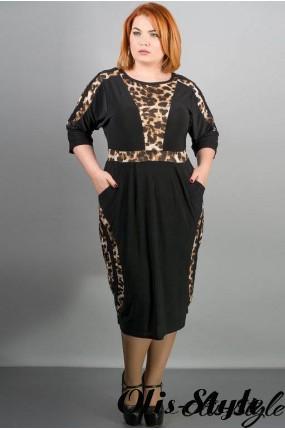 Платье Жози (леопард) Оптовая цена