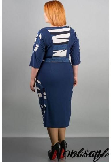 Платье Жози (полоска) Оптовая цена