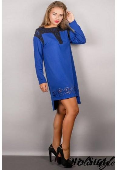 Платье Этилия (электрик) Оптовая цена