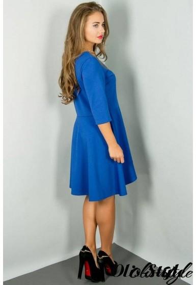 Платье Марсэлла (электрик) Оптовая цена