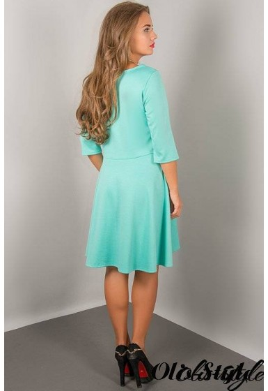 Платье Марсэлла (мятный) Оптовая цена