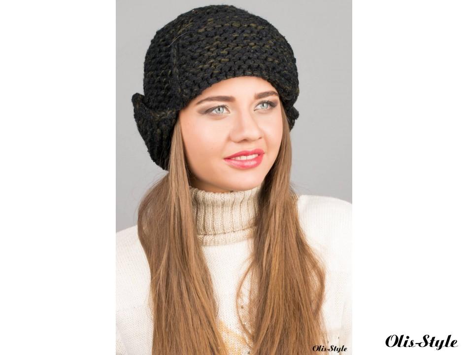 Модные и теплые женские шапки от Olis-Style