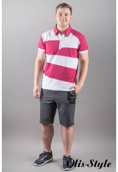 Мужская футболка Зидан (бордовый)