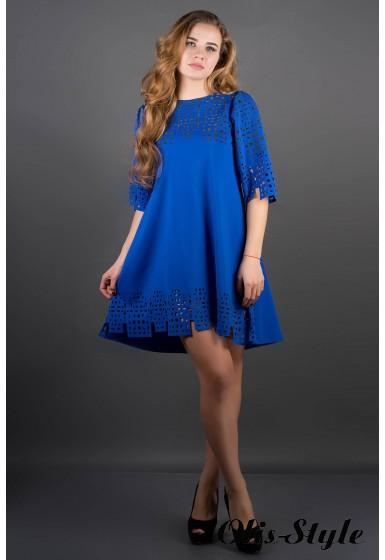 Платье Айви (электрик) Оптовая Цена