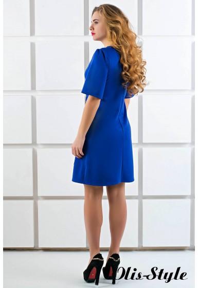 Платье Ариэль (электрик) Оптовая цена