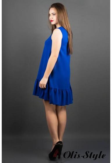 Платье Роми (электрик) оптовая цена