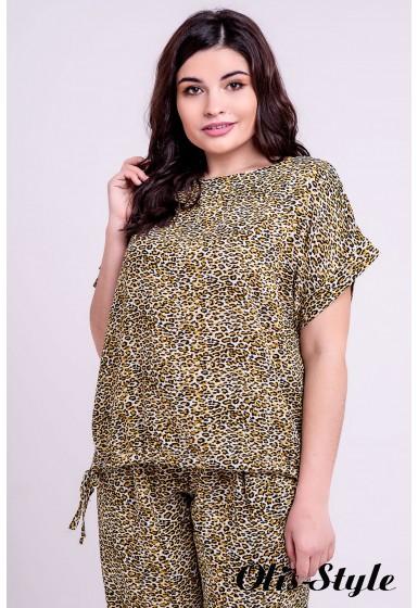 Костюм Жасмин (леопард) оптовая цена