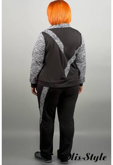 Спортивный костюм Элита (черный) Оптовая цена