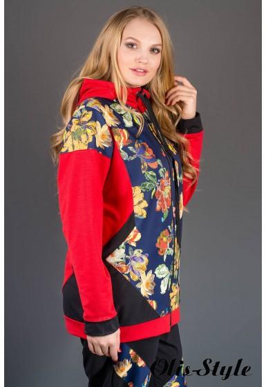 Спортивный костюм Дейла (красный) оптовая цена