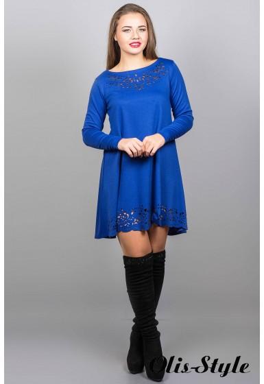 Платье Лучия (электрик) Оптовая Цена