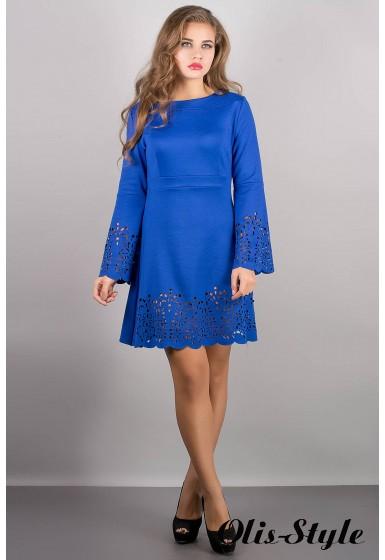 Платье Мальдива (электрик) Оптовая цена