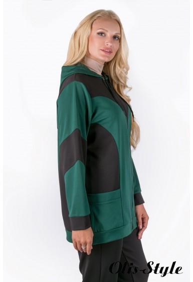 Кардиган Кассандра (зеленый)