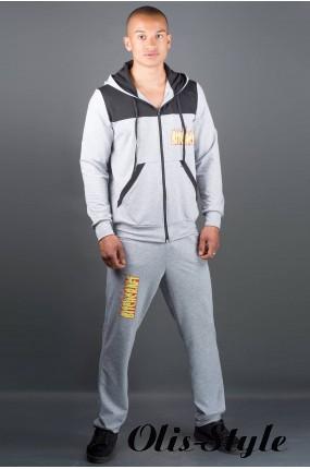 Мужской спортивный костюм Сэм (серый) Оптовая Цена