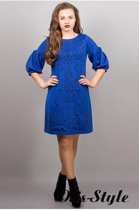 Платье Кармен (электрик) оптовая цена