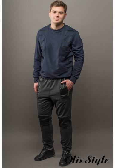 Мужские спортивные штаны Алекс (темно серый) Оптовая Цена