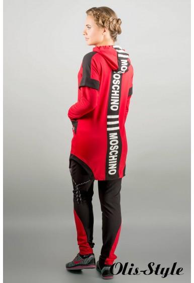 Спортивный костюм Бриз (красный) Оптовая Цена