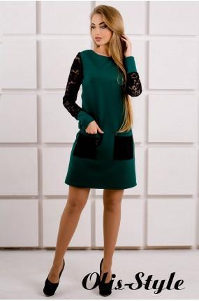 Платье Кэнди (зеленый) Оптовая цена