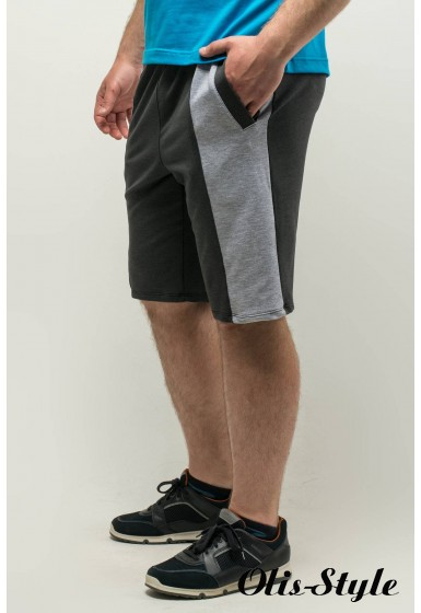 Мужские шорты Морган (темно-серый) Оптовая Цена