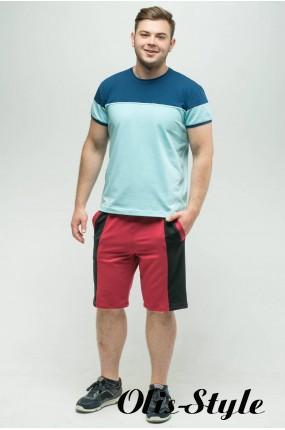 Мужская футболка Фердинант (светлая мята) оптовая цена