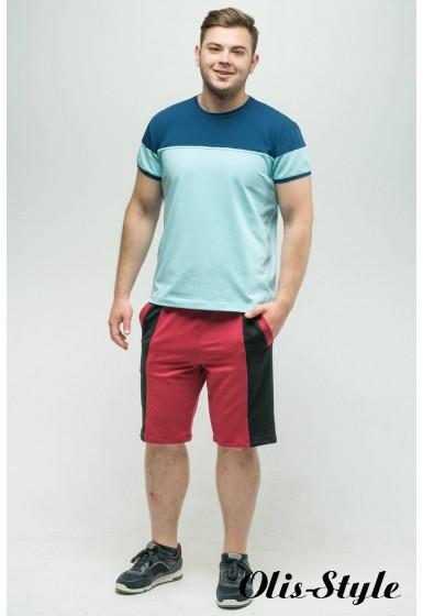 Мужская футболка Фердинант (светлая мята)