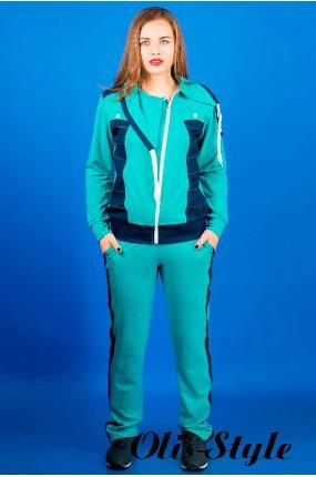 спортивный костюм Шони (морская волна)   Оптовая Цена
