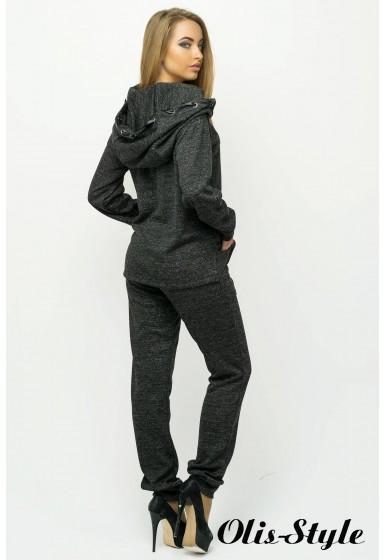 Спортивный костюм Крокус (черный) Оптовая цена