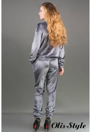 Спортивный костюм Ленди (серый) Оптовая цена
