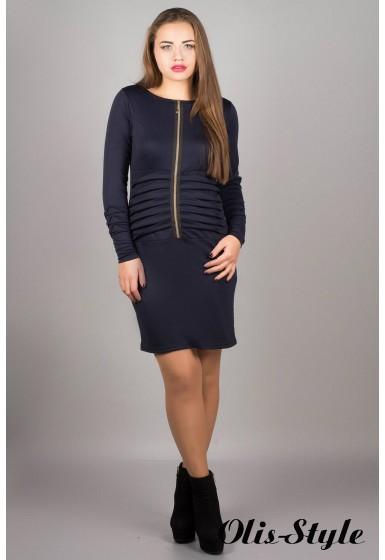 Платье Рио (синий)     оптовая цена