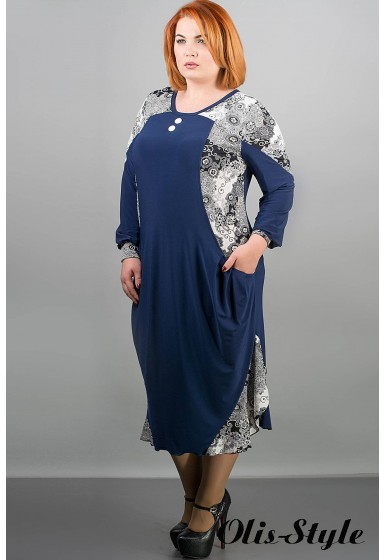 Платье Берта (ажур) оптовая цена