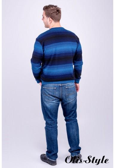 Мужской свитер Ашим (синий) оптовая цена