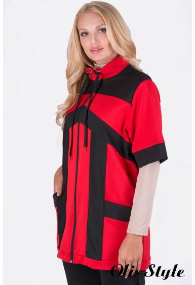 Жилет Делюкс (красный) Оптовая цена