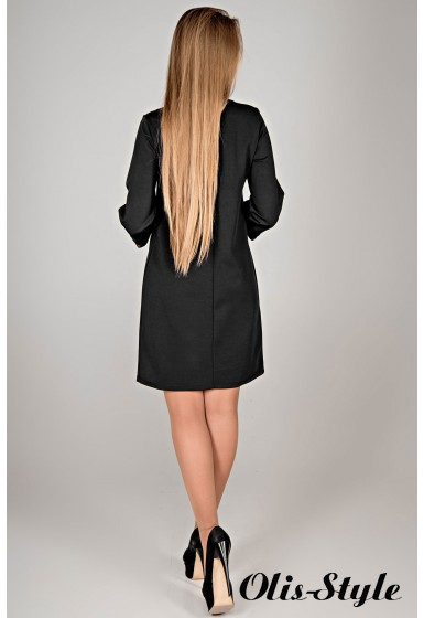 Платье Таура (черный) Оптовая цена